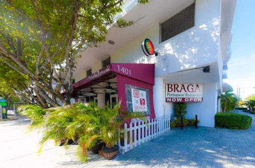 BRAGA Portuguese Restaurant - Miami